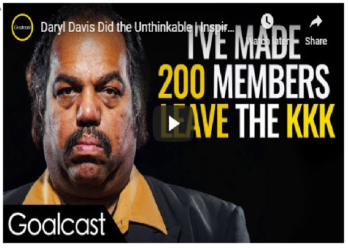 The Power of Conversation - How Daryl Davis Did the Unthinkable